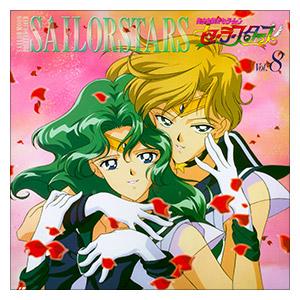 Sailor Moon. Размер: 60 х 60 см